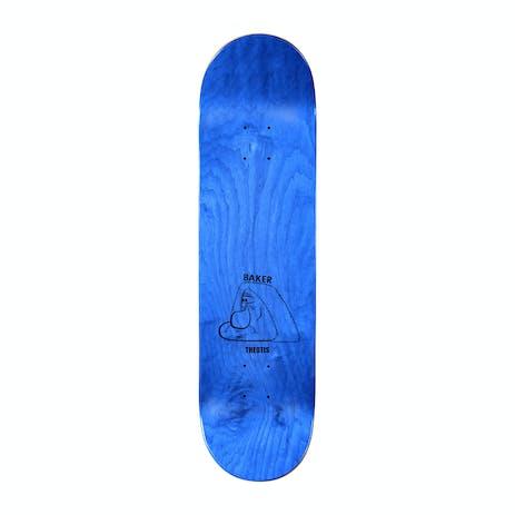 """Baker x Barry McGee 8.38"""" Skateboard Deck - Theotis"""