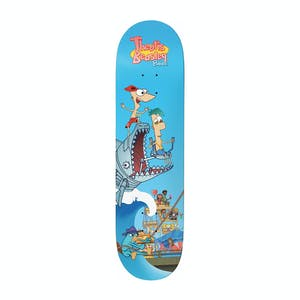 "Baker Theotis Step Brothers 8.0"" Skateboard Deck"