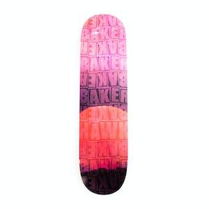 "Baker Hawk Pile 8.125"" Skateboard Deck - Red"