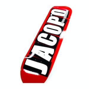 "Baker Jacopo Pro Logo 8.25"" Skateboard Deck"