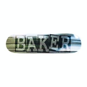 "Baker Tyson Time Flies 8.125"" Skateboard Deck"