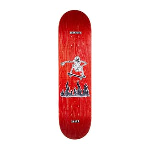 "Baker Reynolds Cremation Mayhem 8.0"" Skateboard Deck"