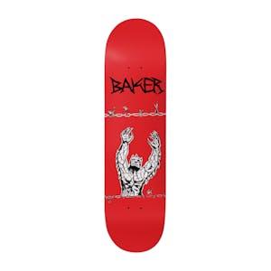 "Baker Kader Judgement Day 8.38"" Skateboard Deck"