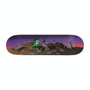 """Baker Rowan Wizardry 8.5"""" Skateboard Deck"""