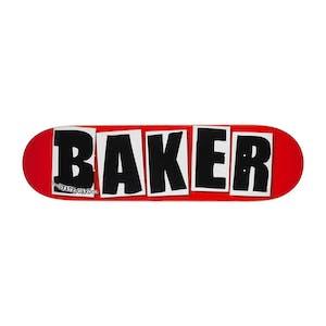 """Baker OG Logo 8.475"""" Skateboard Deck - Black"""