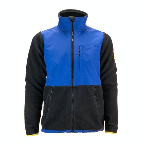 Bataleon Super Fleece - Black / Blue