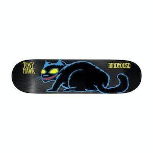 """Birdhouse Evil Cat 8.25"""" Skateboard Deck - Hawk"""