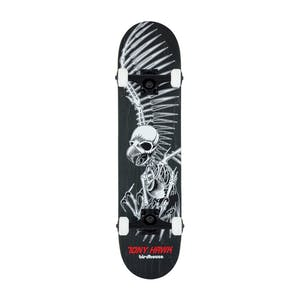 """Birdhouse Hawk Full Skull 7.5"""" Complete Skateboard"""