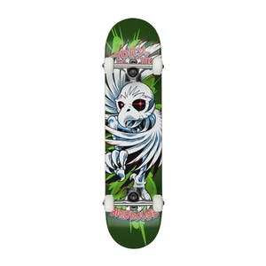 "Birdhouse Hawk Spiral 7.5"" Complete Skateboard - Soft Wheels"
