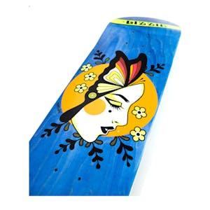 "Birdhouse Armanto Butterfly 8.0"" Skateboard Deck - Blue"