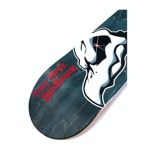 "Birdhouse Hawk Falcon I 8.125"" Skateboard Deck - Black"