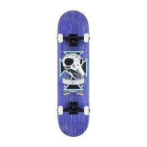 "Birdhouse Skull II 8.125"" Complete Skateboard - Tony Hawk"
