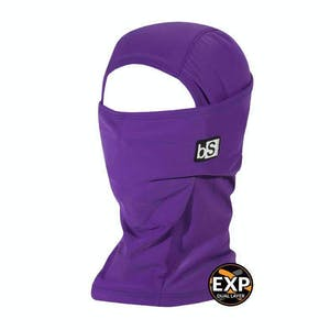 BlackStrap Expedition Hood Balaclava - Purple