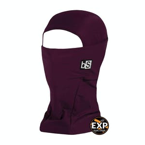 BlackStrap Expedition Hood Balaclava - Wine