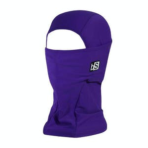 BlackStrap Hood Balaclava - Deep Purple