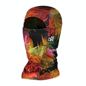 BlackStrap Hood Balaclava - Feathered Rainbow