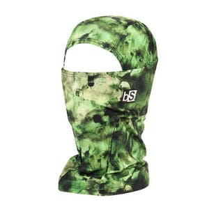 BlackStrap Hood Balaclava - Tie Dye Green