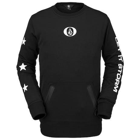 Volcom Let It Storm Fleece 2021 - Black