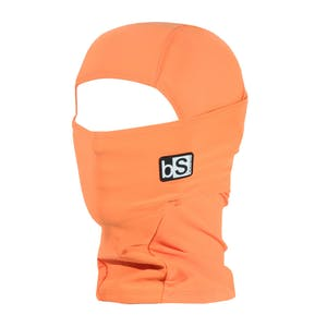BlackStrap Kids Hood Balaclava — Bright Orange