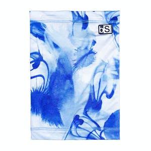 BlackStrap Tube Facemask - Blue Splatter