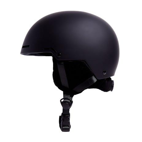 BLAK Pro Snowboard Helmet 2020 - Black