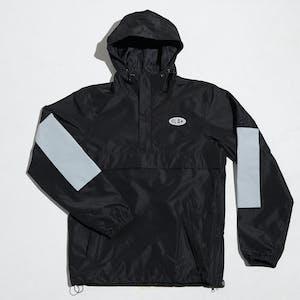 BLAK Anorec Snowboard Jacket 2021 - Black/Grey