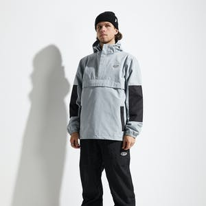 BLAK Anorec Snowboard Jacket 2020 - Grey/Black