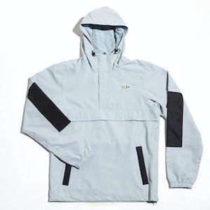 BLAK Anorec Snowboard Jacket 2021 - Grey/Black