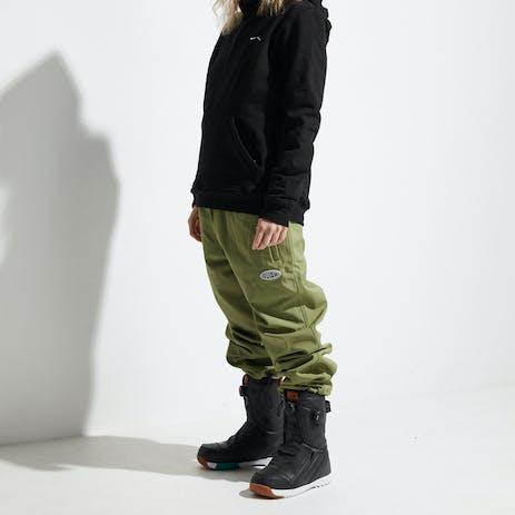 BLAK Street Hybrid Snowboard Pant 2020 - Green