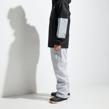 BLAK Street Hybrid Snowboard Pant 2020 - Grey