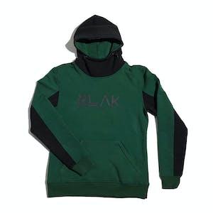 BLAK Spono Riding Hoodie - Green