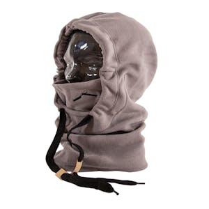BLAK Hoodlum Hood Facemask - Grey