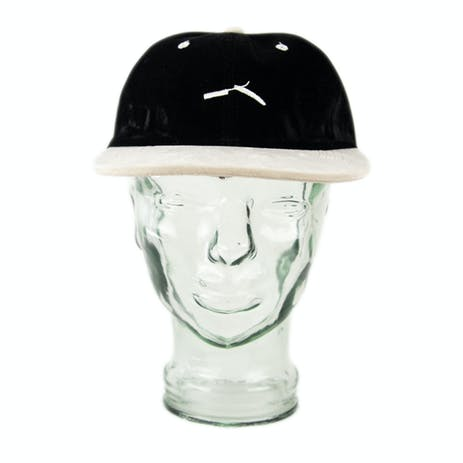 BLAK Fade Snapback Hat - Black
