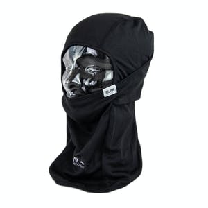 BLAK Ninja Mask Balaclava - Black