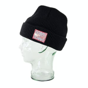 BLAK Splash Beanie - Black