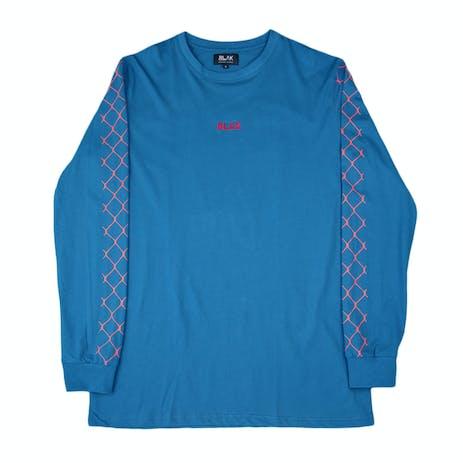 BLAK Splash Long Sleeve T-Shirt - Torquise