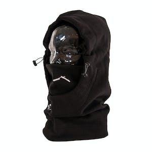 BLAK Hoodlum Hood II Facemask - Black
