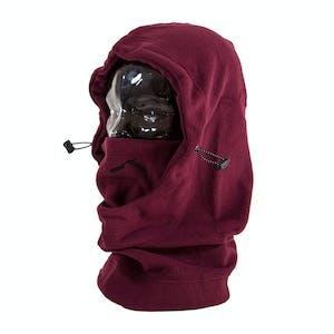 BLAK Hoodlum Hood II Facemask - Maroon