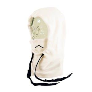 BLAK Hoodlum Hood Facemask - Bone