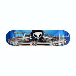 "Blind Mixmaster Reaper 8.38"" Skateboard Deck - Maxham"