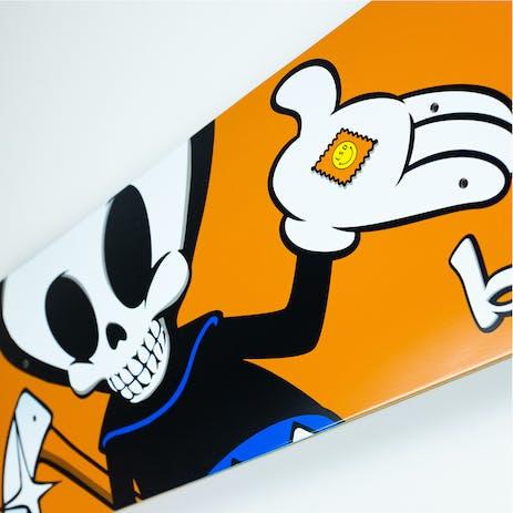 "Blind Reaper Character 8.0"" Skateboard Deck - Rogers"