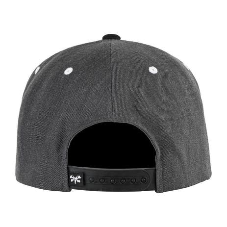 Bones Wheels Denim Factory Snapback Hat