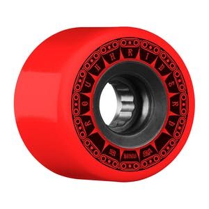 Bones ATF Rough Rider Tank 59mm Skateboard Wheels - Red