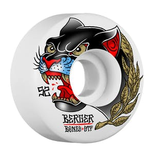 Bones STF Berger Panther Slim 52mm Skateboard Wheels