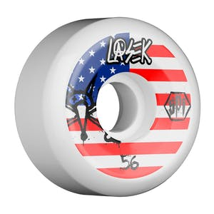 Bones SPF Lasek USA Skateboard Wheels
