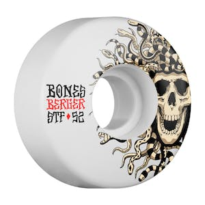 Bones STF Berger Medusa Skateboard Wheels