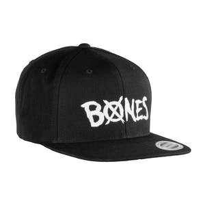 Bones Wheels X-Bones Snapback Hat