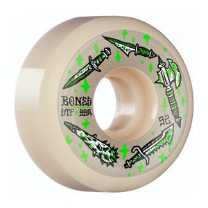 Bones STF Dark Days 52mm Skateboard Wheels
