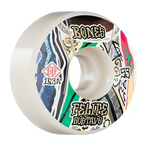 Bones STF Gustavo Bed-Stuy 53mm Skateboard Wheels
