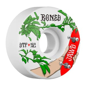 Bones STF Jaws Forbidden Skateboard Wheels